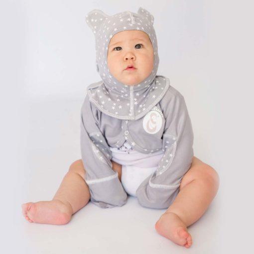 Cagoule bébé démangeaisons