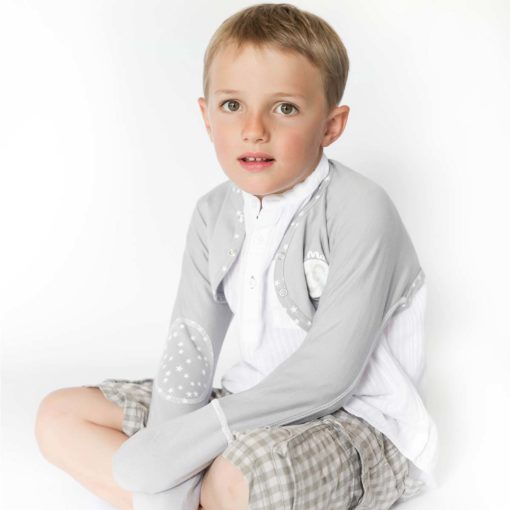Photo Veste anti-grattage Maluna-eczema enfant 2