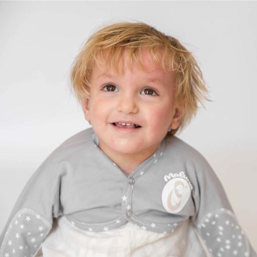 Photo Veste anti-grattage Maluna-eczema enfant 3