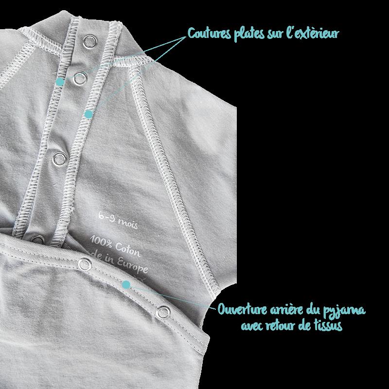 Pyjama Dermatite atopique bébé enfants