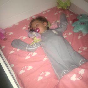 Jenny pyjama eczema Maluna