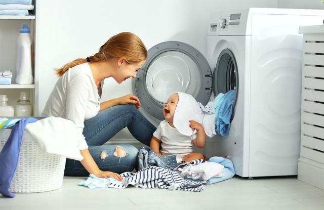 Lavage linge bébé eczema